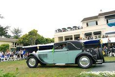 1930 Bugatti Type 46 Faux Cabriolet 46405
