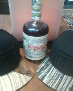 #fiftywood  and  #donpapa #bestcap #best #rum #rhum #philippines #Handmade #wood #styledbynature