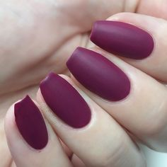 'No Spain No Gain' by OPI with matte top coat ❤️