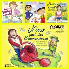 Einkoten und Einnässen belasten das Familienleben stark. SOWAS!-Bücher helfen, die Ursachen des Problems gemeinsam mit dem Kind aufzuspüren und zu behandeln. Mit-Mach-Seiten machen Kinder überdies zu Experten für sich selbst. www.sowas-buch.de  #einkoten #einnässen #enuresis #enkopresis #kinderbuch #bilderbuch #sowas #sowasbuch #sowasreihe #psychologin #sigruneder #elisabethmarte #editionriedenburg Stark, Peanuts Comics, Children's Books, Family Life, First Aid