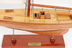 Get FREE SHIPPING on a model yacht - many other model ships and model boats available at www.shipmodelsuperstore.com