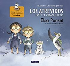 Los atrevidos dan el gran salto / The Daring Take the Plunge Kids Learning Activities, Teaching Kids, Elsa, Therapy Tools, Retro Art, Book Illustration, Kids And Parenting, Book Worms, Childrens Books