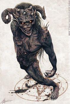 demonio                                                                                                                                                                                 Más