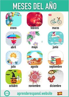 Spanish Lessons For Kids, Learning Spanish For Kids, Spanish Teaching Resources, Spanish Lesson Plans, Spanish Language Learning, Spanish Flashcards, Spanish Worksheets, Spanish Vocabulary, Spanish Notes