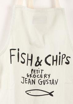 Apron Fish & Chips