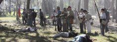 photo - Civil War Battle of Bowlegs Creek reenactment - General Information and Map of City Fort Meade, Battle, War, City, Cities
