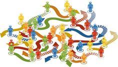 Teoría de los Seis grados de separación. En la actualidad, el análisis de las redes sociales se ha convertido en un método de estudio en ciencias como la antropología o la sociología. Internet y las nuevas tecnologías favorecen el desarrollo y ampliación de las redes sociales.  Seis grados de separación  La teoría de los seis grados de separación afirma que cada individuo del planeta está conectado con el resto. Esta relación se basa en una cadena de conocidos que no supera las 6 personas…