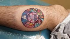 What does stained glass tattoo mean? We have stained glass tattoo ideas, designs, symbolism and we explain the meaning behind the tattoo. Mosaic Tattoo, My Little Pony Tattoo, Stained Glass Tattoo, Mark Tattoo, Body Mods, Watercolor Tattoo, Tatting, Google Search, Mlp