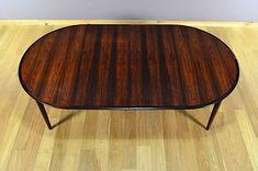Table Danoise en Palissandre de Rio Skovmand & Andersen 1960 DesignVintageAvenue   eBay