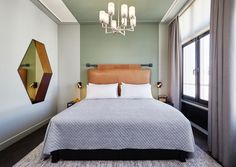 Hoxton Hotel - The first overseas outpost from the London-based boutique hotel chain, the Hoxton Hotel in Amsterdam is a stunning canalside lodging option located...
