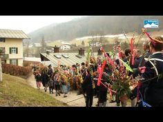 Brauchtum in Bayern: Oster-Tradition - Palmbuschenbinden im Berchtesgadener Land für den Palmsonntag