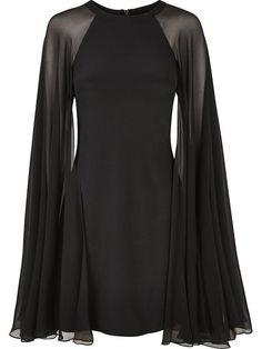 Kleid grau mit blumen