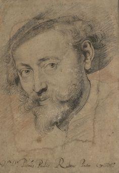 Peter Paul Rubens | Selbstporträt - Self Portrait | © Albertina, Wien