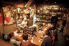 This is my favorite place!! Not just this Izakaya but them all. I will own one soon and show America true Izakaya!!