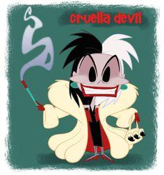 kawaii Disney | chibie-cruella-devil.jpg