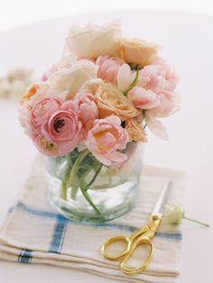 Floral arranging party: http://www.stylemepretty.com/living/2015/05/09/17-fabulous-diy-flower-arrangements/