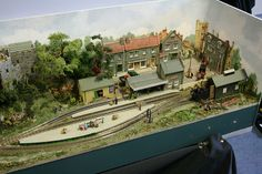 Castleby - 009 | Modular layout by the Norfolk Group of the … | Flickr