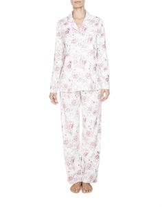 Print Cotton Pyjamas pur jam jams