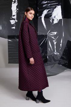 Photographer: Paavo Lehtonen MUAH: Piia Hiltunen Stylist: Shadi Razavi Model: Christina Shevelkova Turtle Sweaters, Red Moon, Light And Shadow, Ankle Length, Cold Weather, Ruffles, Feminine, Coat, Sleeves
