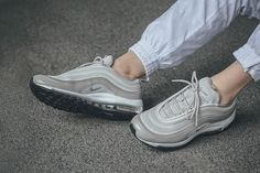 """Nike's Air Max 97 Ultra """"Moon Particle"""" Is a Neutral Beauty"""