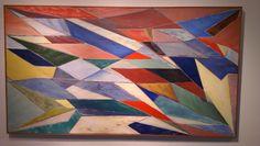 De Melkweg - Svavar Gudnason - 1958 - Cobra Museum Amstelveen - zie ook de blog van Kunstrijk: http://kunstrijk.wordpress.com/2012/12/02/de-ijslandse-abstractie-van-svavar-gudnason/
