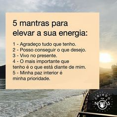 Yoga Mantras, Morning Affirmations, Positive Affirmations, Mantra Diario, Reiki, Miracle Morning, Mindfulness Meditation, Wicca, L Quotes