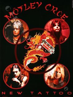 July 11, 2000:  #MotleyCrue released their #NewTattoo record.