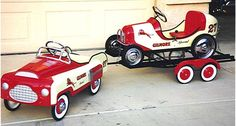 1950's Custom Racing Set