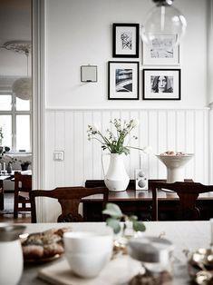 Mid Century Modern Dining Room Design