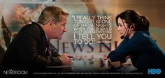 The Newsroom - Mac and Will. Every line is brilliant!