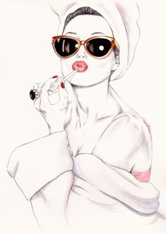 Vintage Fashion Illustration on Behance - Vintage Fashion Illustration on Behanc. - Vintage Fashion Illustration on Behance – Vintage Fashion Illustration on Behance – - Art And Illustration, Fashion Illustration Vintage, Behance Illustration, Megan Hess Illustration, Fashion Illustrations, Makeup Wallpapers, Cute Wallpapers, Art Sketches, Art Drawings