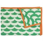 Overseas chlorophyll blanket - 90x130 cm - Brita Sweden