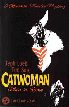 Catwomen: When in Rome #1 (2004), Tim Sale, comic book