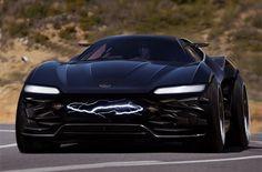 Ford Mad Max Interceptor Concept