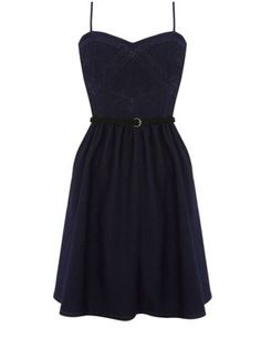 Oasis Mollie denim dress Denim - House of Fraser