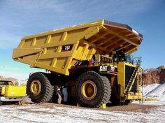 All Truck, Heavy Truck, New Trucks, Heavy Construction Equipment, Heavy Equipment, Tunnel Boring Machine, Caterpillar Equipment, Cat Machines, Logging Equipment