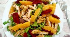 Salad Recipes, Healthy Recipes, Healthy Meals, Bulgur Salad, Cobb Salad, Chicken, Ethnic Recipes, Food, Gastronomia
