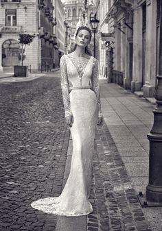 Bridal dress Galia Lahav / Vestido de noiva Galia Lahav: http://revistaviver.com.br/moda/curitiba-recebe-novas-colecoes-da-luxuosa-marca-de-noivas-galia-lahav/