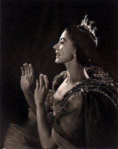Margot Fonteyn by Yousuf Karsh 1957