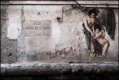 https://flic.kr/p/AfayQb | L'Angelo custode | Zilda, vico S. Maria dell'Aiuto, Napoli Facebook | Twitter | Pinterest | Tumblr