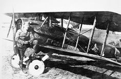October 8, 1890: Eddie Rickenbacker, American fighter ace in World War I is born in Columbus, Ohio.