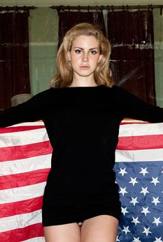 lana del rey american flag - Google Search