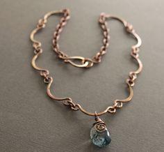 Wire jewelry 自己动手做独一无二的绕线首饰吧