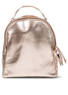 Plecak Metallic złoty 920287 bonprix