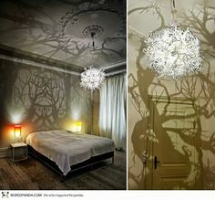 This is cool, except I wouldn't want it to cast nightmare-tree shadows, but beautiful forest trees instead.
