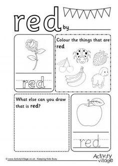orange worksheets for preschoolers color orange book home preschool october pinterest. Black Bedroom Furniture Sets. Home Design Ideas