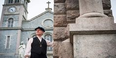 As Rowe/Fleming recounts the early days of the Basilica, you'll learn about its social and cultural significance, and about the formative and often turbulent history of the young Colony of Newfoundland. Cultural Significance, Newfoundland And Labrador, Take That, Tours, History, Summer, Historia, Summer Time, Verano