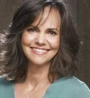 Sally Field      I met her again, at her home in 1988.  She is precious.