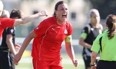Abby Wambach;s Training Day Seems Longer than a Day --- Did you know Abby got married in Hawaii last week?