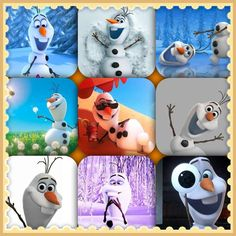 Olaf Olaf Snowman, Snowmen, Disney Frozen Party, Good Movies, Disney Characters, Fictional Characters, Snoopy, College, Calm